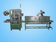矿泉水蒸汽式套标机