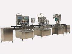 全自动碳酸饮料灌装机